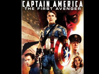 Captain America: The First Avenger - London (Maida Vale)