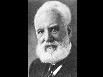 Alexander Graham Bell - Edinburgh