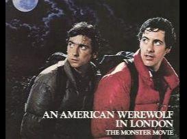 An American Werewolf in London - Powys