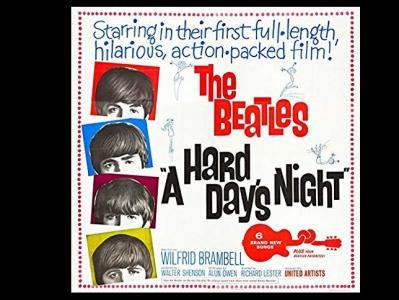 A Hard Day's Night - Fitzrovia (London)