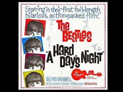 A Hard Day's Night - London (Marylebone Station)