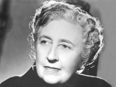 Agatha Christie - Torquay birthplace