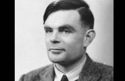 Alan Turing - London, Maida Vale