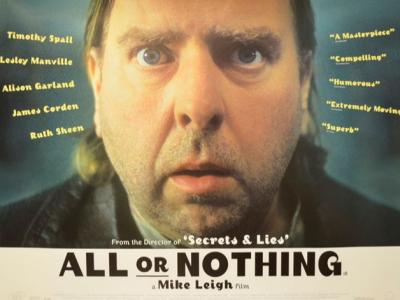 All or Nothing - London (Greenwich)