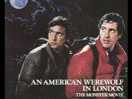 An American Werewolf in London - Regent's Park