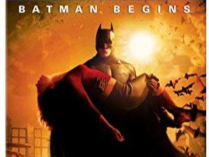 Batman Begins - London (Charing Cross Rd)