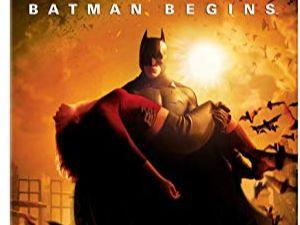 Batman Begins - London (Euston)