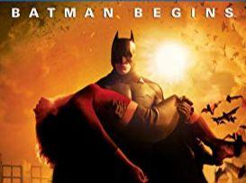 Batman Begins - London (University of London)