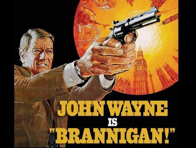 Brannigan - London