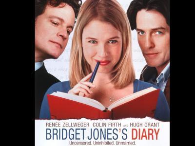 Bridget Jones' Diary - London (The Mall)