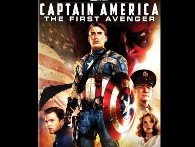 Captain America: The First Avenger - London