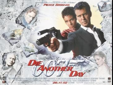 Die Another Day - London (Pall Mall)