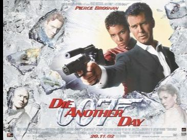 Die Another Day - London (Westminster Bridge)